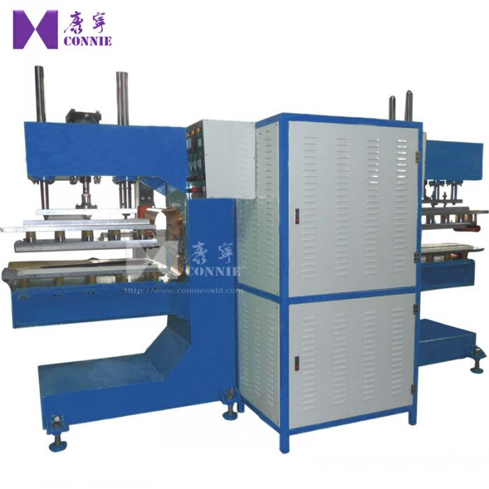 CN-15KW-2E High frequency conveyor belt welding machine
