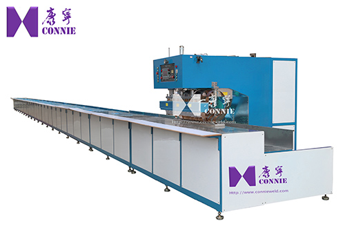 CN-15KWA Auto walking H.F tensile membrane structure welder