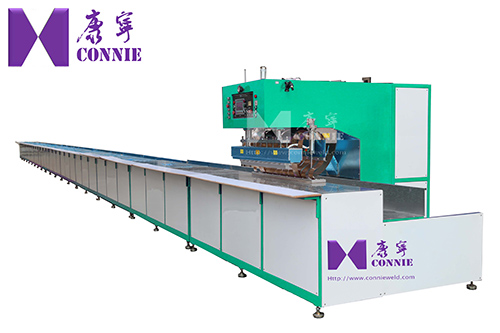 CN-25KWA Auto Air supported membrane structure welding machine