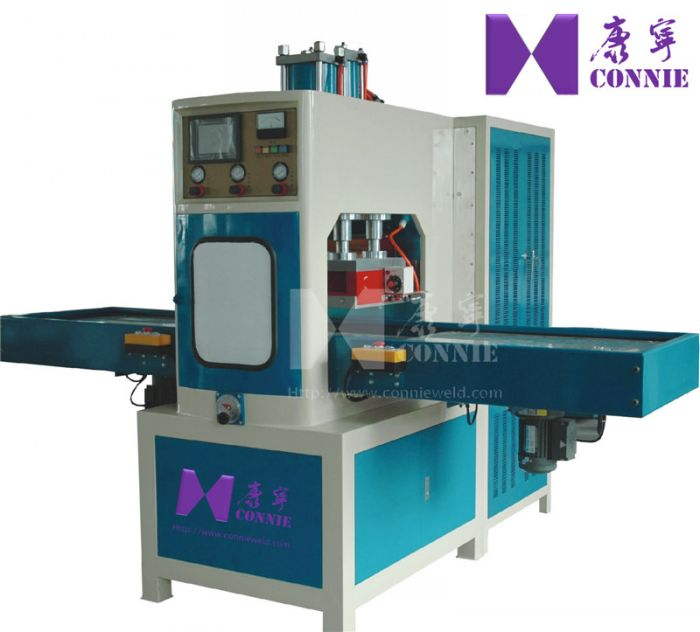 CN-15KW-30T  High frequency  soft crease folding box welding machine