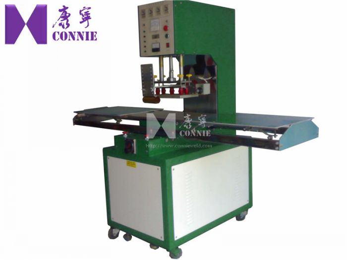 CN-5000A High frequency manual slide table welding machine