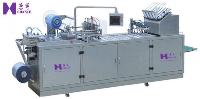 Full Automatic battery blister card packing machine