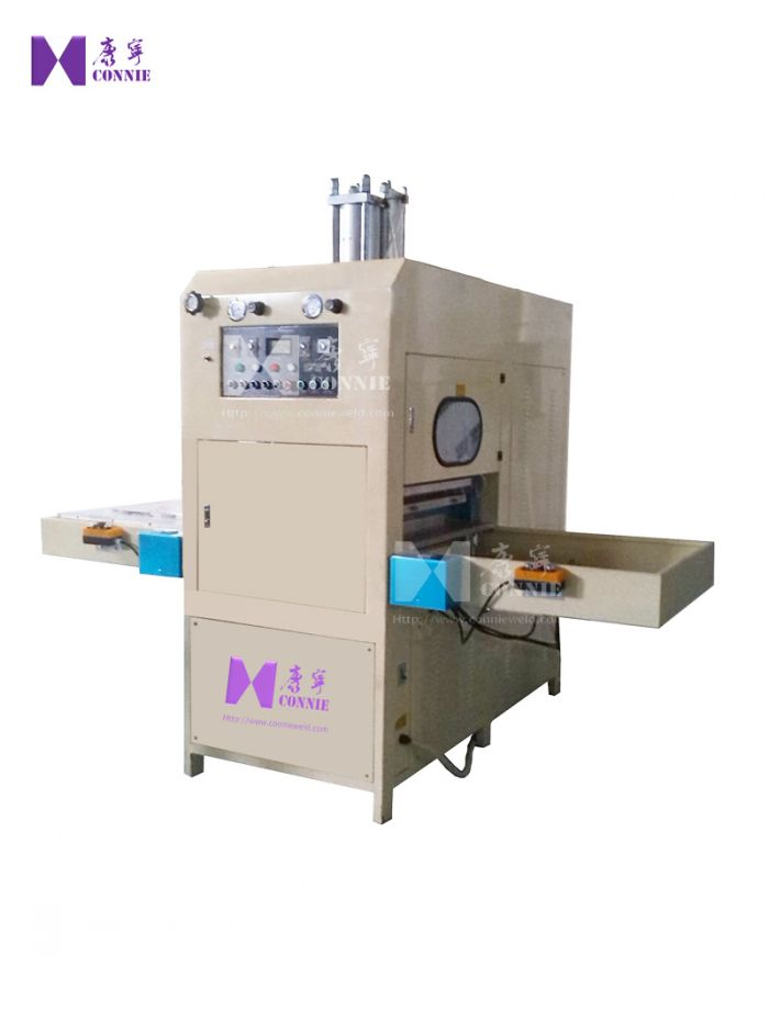 CN-15KW-25T  High frequency slide table blister packing