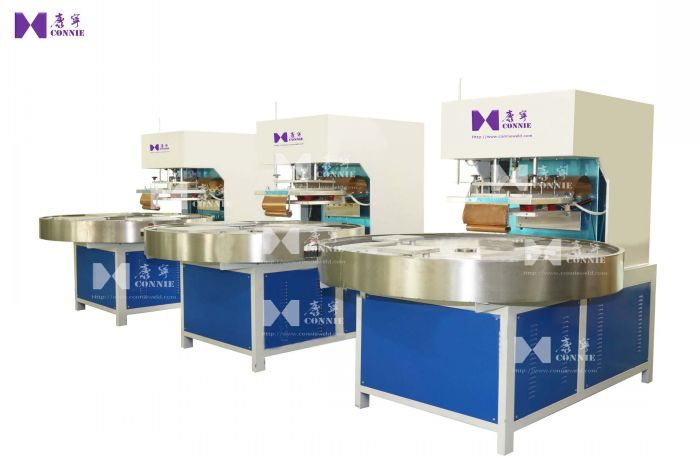 High frequency LED bulb blister packing machine