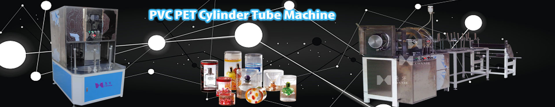 cylinder tube machine